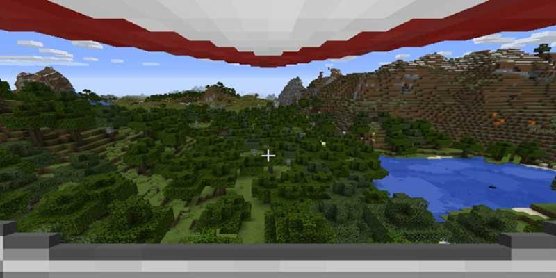 Open Glider Mod 1.12.2/1.11.2