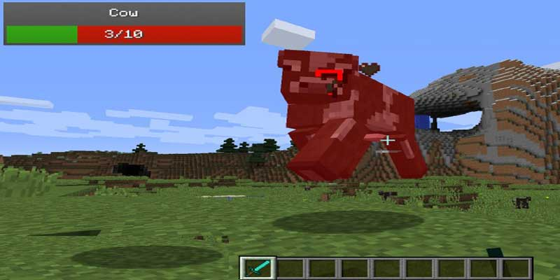The ToroCraft's Damage