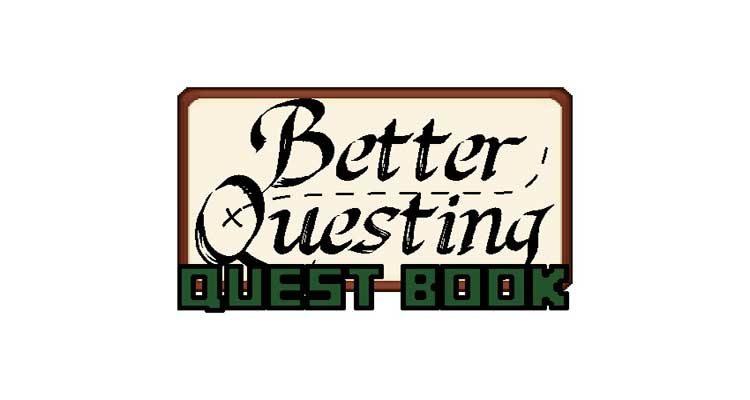 Better Questing Quest Book Mod 1.12.2/1.10.2