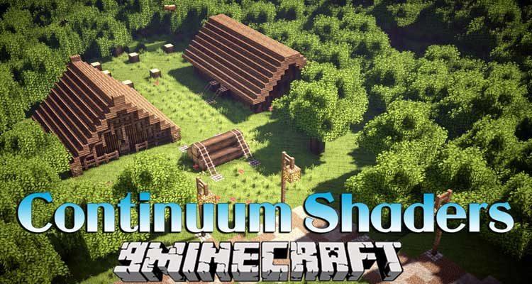 Continuum Shaders Mod 1.14.4/1.12.2