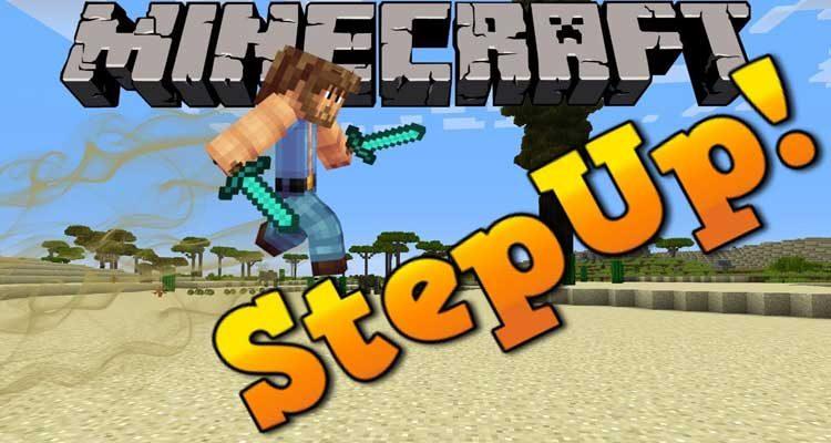 StepUp Mod 1.12.2/1.11.2