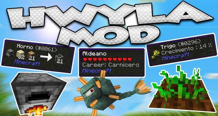 Hwyla Mod 1.15.1/1.14.4 (Here's What You're Looking At) For Minecraft