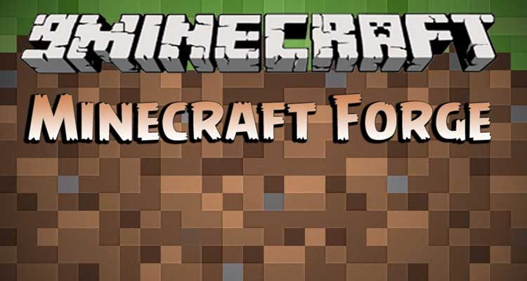 Minecraft Forge 1.14.4/1.12.2 For Minecraft