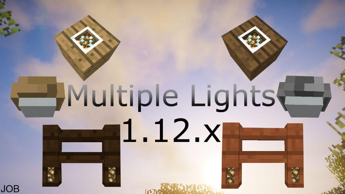 Multiple Lights Mod 1.12.2/1.11.2 For Minecraft