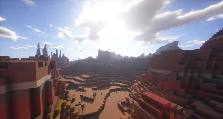 Sonic Ether's Unbelievable Shaders 1.14.4/1.12.2
