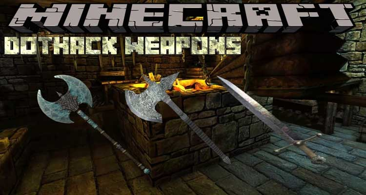 dotHack Weapons Mod 1.15.1/1.14.4
