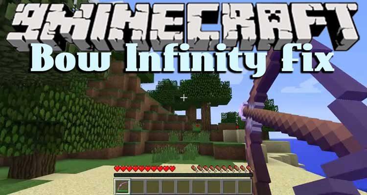 Bow Infinity Fix Mod 1.13.2/1.12.2