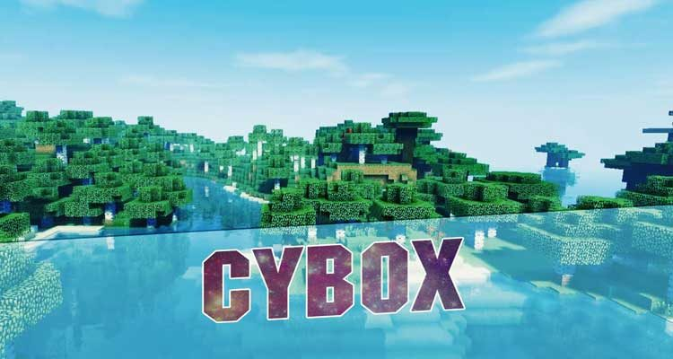 CYBOX Shaders Mod 1.14.4/1.12.2  For Minecraft