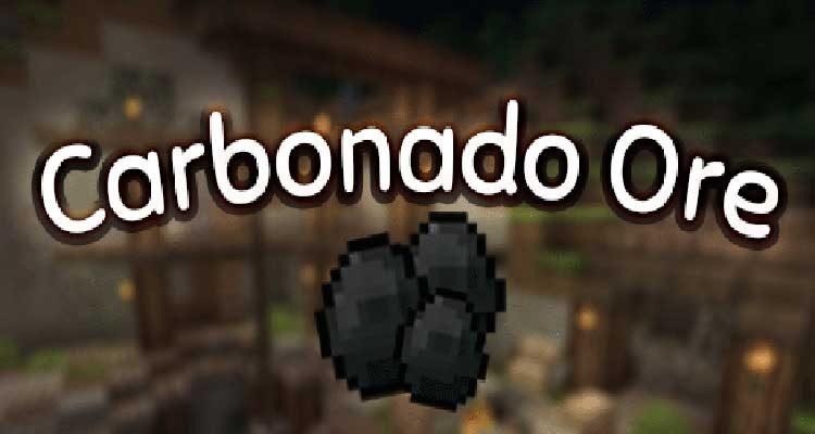 Carbonado Ore Mod 1.13.2/1.12.2