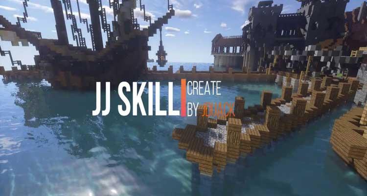 JJ Skill Mod 1.12.2/1.10.2