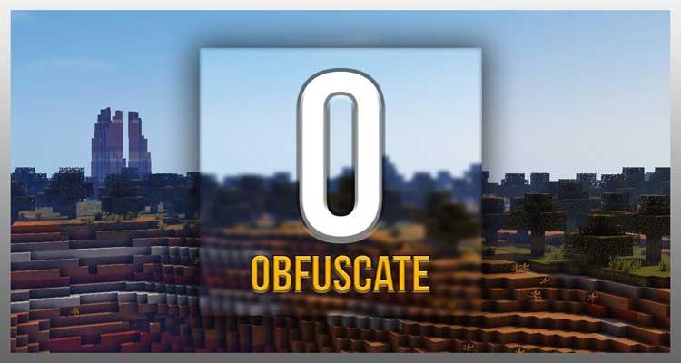 Obfuscate Mod 1.13.2/1.12.2
