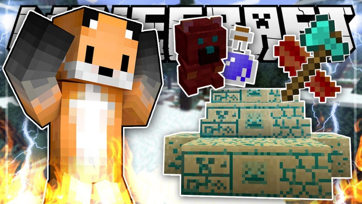 Potion Bears Mod 1.12.2/1.11.2