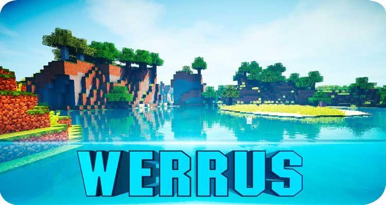 Werrus Shaders Mod 1.14.4/1.12.2 For Minecraft