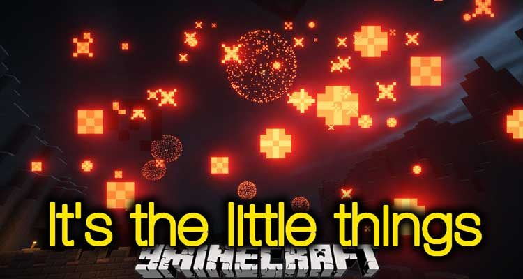 It's the Little Things Mod 1.12.2/1.11.2