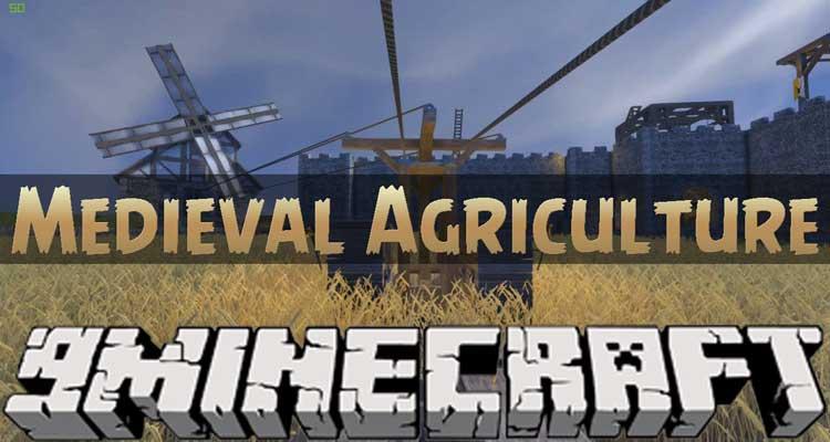 Medieval Agriculture Mod 1.12.2