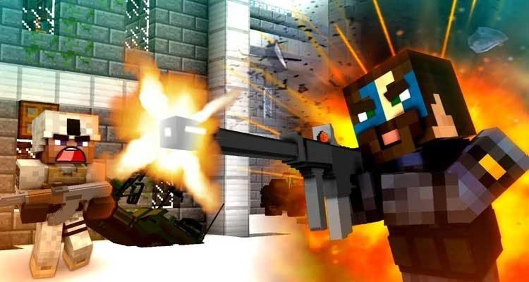 Modern Warfare Mod 1.12.2/1.11.2