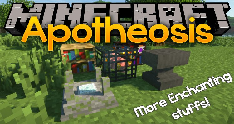 Apotheosis Mod 1.15.2/1.14.4 (All Things That Should Have Been)
