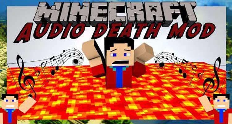 Audio Death Mod 1.13.2/1.12.2