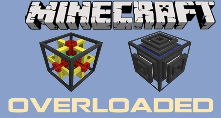 Overloaded Mod 1.15.2/1.14.4 (Server Friendly Endgame Items)