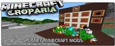 Croparia Mod 1.13.2/1.12.2