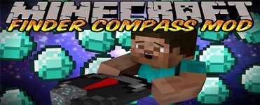 Finder Compass Mod 1.14.4/1.12.2
