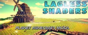 Lagless Shaders Mod 1.14.4/1.12.2