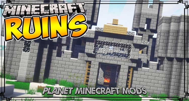 Ruins Mod 1.14.4/1.12.2