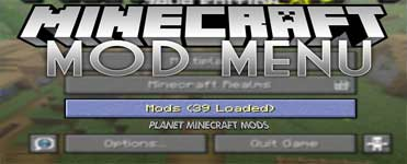 Mod Menu 1.14.4/1.14.3 (View the List of Mods You Have)