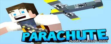 Parachute Mod 1.14.4/1.12.2