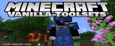 Vanilla Toolsets Mod 1.14.4 (New Armor & Tools Mod for Fabric)