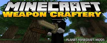 Weapon Craftery Mod 1.14.4/1.14.3