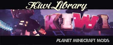 Kiwi Library 1.14.4/1.12.2 (Make Modding No Longer Cumbersome)