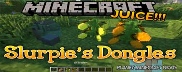 Slurpies Dongles Mod 1.14.4/1.12.2 (Too Many New Things)