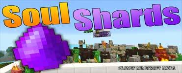 Soul Shards Respawn Mod 1.14.4/1.12.2 (Create Your Own Mob Spawners)