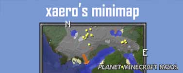 Xaero S Minimap Mod 1 14 4 1 12 2 Radar Waypoint Zoom Planet Minecraft Mods Unlike many other minimap mods, xaero's minimap keeps the aesthetic of vanilla minecraft, which it is also the first rotating square minimap for minecraft. xaero s minimap mod 1 14 4 1 12 2