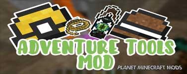 Adventure Tools Mod 1.14.4/1.12.2