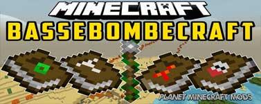 BasseBombeCraft Mod 1.14.4/1.12.2