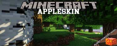 AppleSkin Mod 1.16.3/1.12.2/1.10.2
