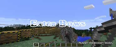 Extra Bows Mod 1.14.4/1.12.2 (Multiple Epic Bows to Choose From)