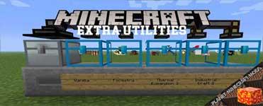 Extra Utilities Mod 1.12.2/1.10.2/1.7.10