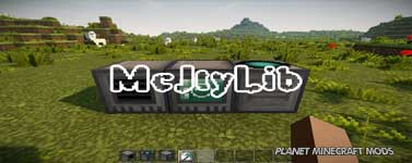 McJtyLib Mod 1.16.5/1.12.2/1.7.10