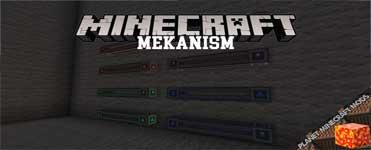 Mekanism Mod 1.16.3/1.12.2/1.7.10