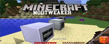 ModTweaker Mod 1.12.2/1.10.2/1.7.10