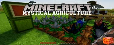 Mystical Agriculture Mod 1.16.3/1.12.2/1.10.2