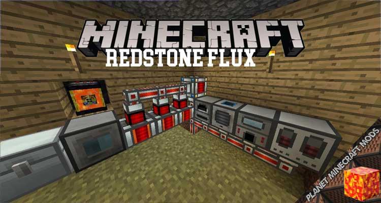 Redstone Flux Mod 1.12.2