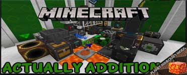 Actually Additions Mod 1.12.2/1.10.2/1.7.10