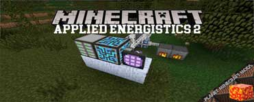 Applied Energistics 2 Mod 1.16.4/1.12.2/1.7.10