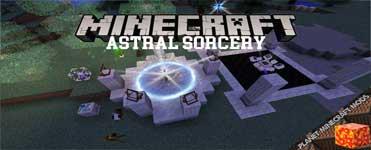 Astral Sorcery Mod 1.16.4/1.12.2/1.10.2