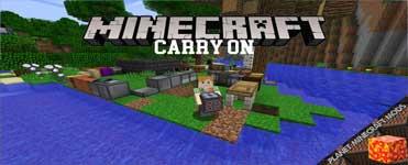Carry On Mod 1.16.4/1.12.2/1.10.2