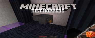 Diet Hoppers Mod 1.12.2/1.11.2/1.10.2